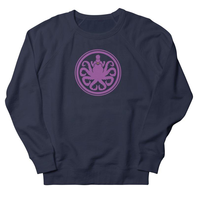 Hail Ursula Men's French Terry Sweatshirt by Randy van der Vlag's Shop
