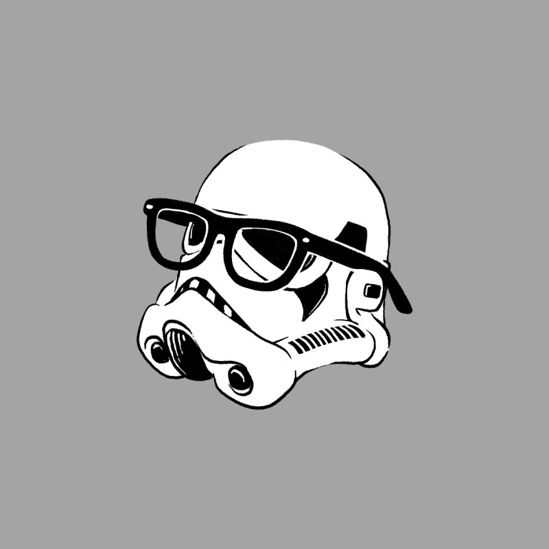 Nerd Trooper by Randy van der Vlag's Shop