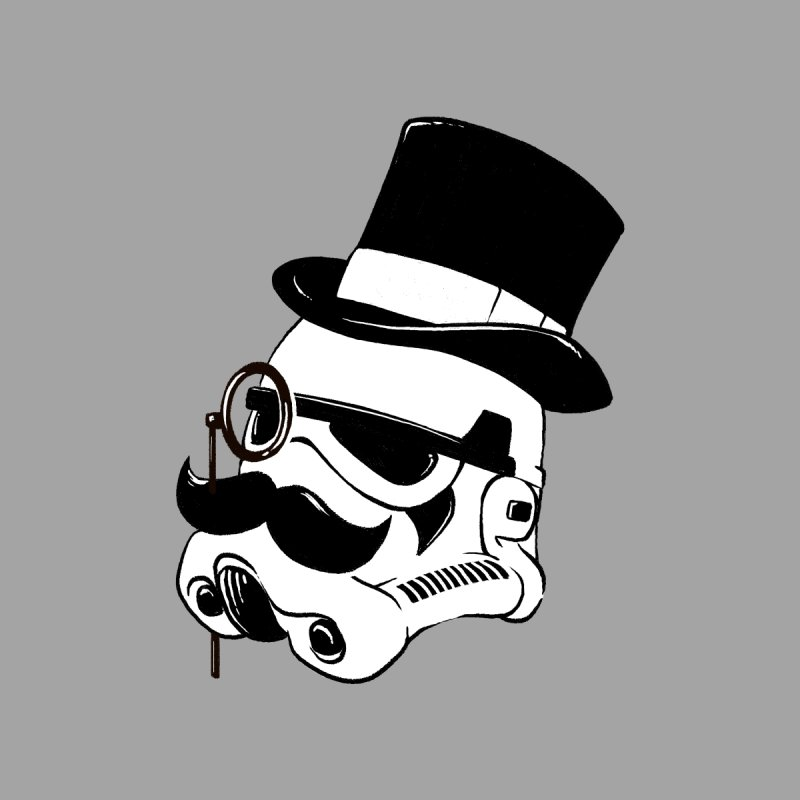 Gentleman Trooper by Randy van der Vlag's Shop