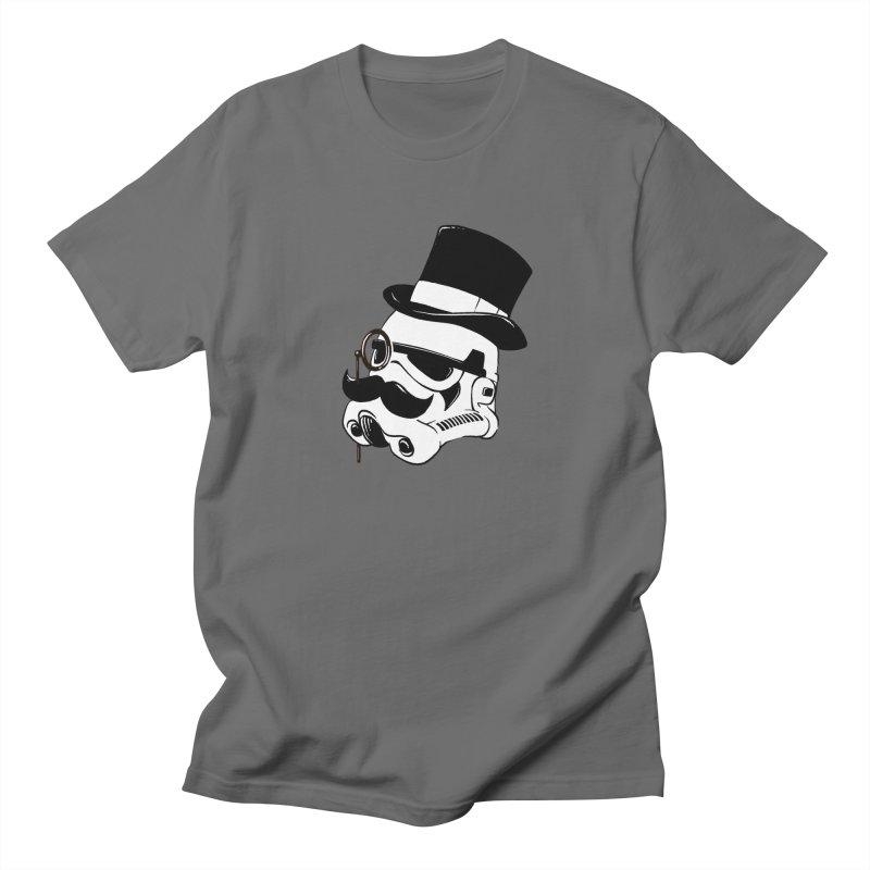 Gentleman Trooper Men's Regular T-Shirt by Randy van der Vlag's Shop