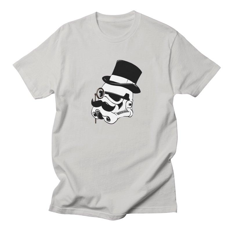 Gentleman Trooper Men's T-shirt by Randy van der Vlag's Shop