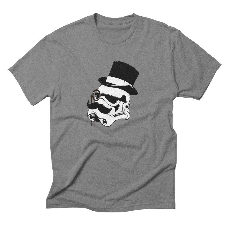 Gentleman Trooper Men's Triblend T-Shirt by Randy van der Vlag's Shop