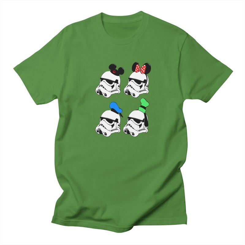 Park Troopers Men's T-Shirt by Randy van der Vlag's Shop