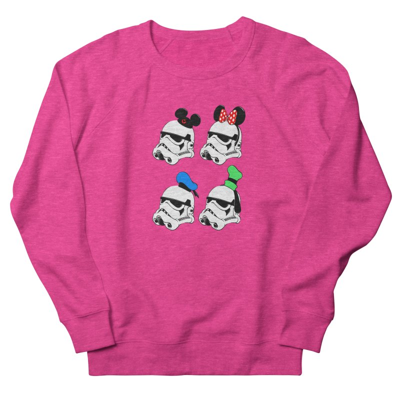Park Troopers Men's French Terry Sweatshirt by Randy van der Vlag's Shop