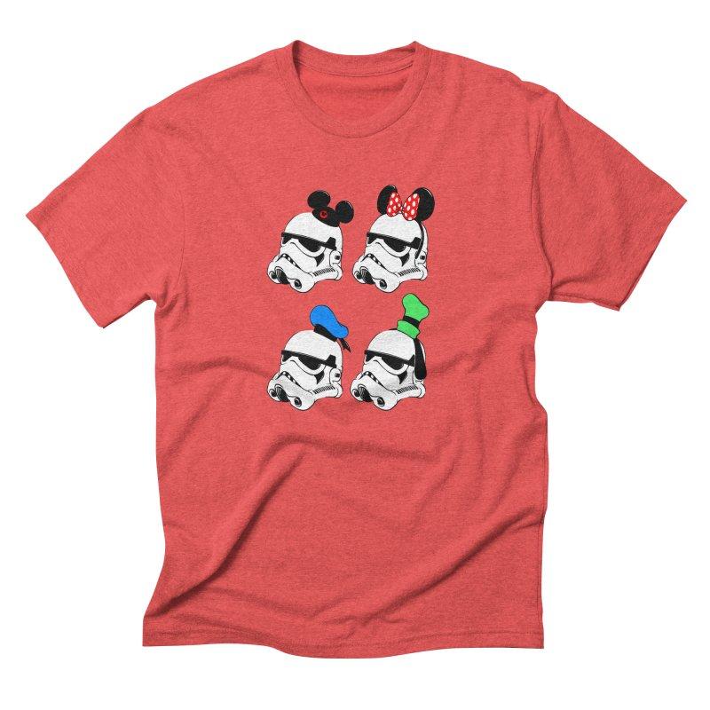 Park Troopers Men's Triblend T-shirt by Randy van der Vlag's Shop