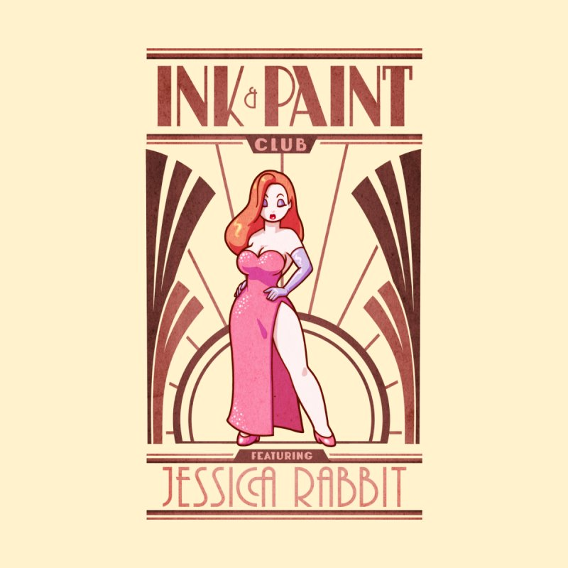 Ink & Paint Club by Randy van der Vlag's Shop