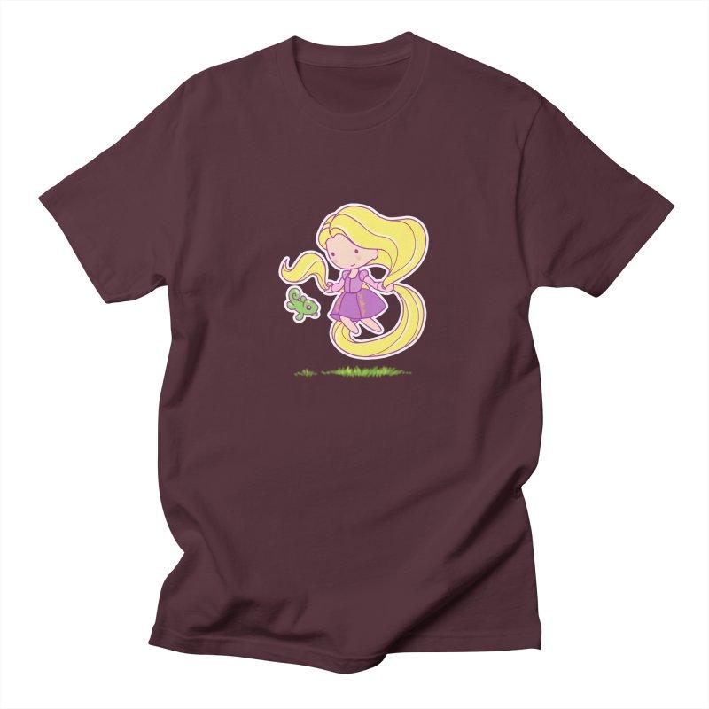 Little Rapunzel   by Randy van der Vlag's Shop