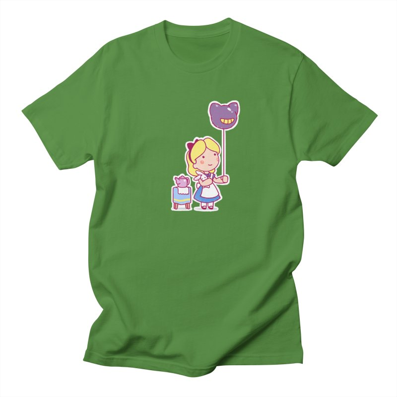 Little Alice Men's T-shirt by Randy van der Vlag's Shop