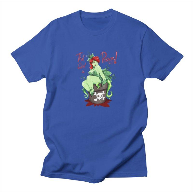 That Girl is Poison Men's T-Shirt by Randy van der Vlag's Shop