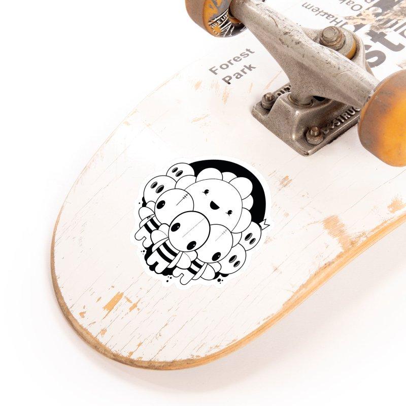 BEEZ Accessories Sticker by NOMAKU