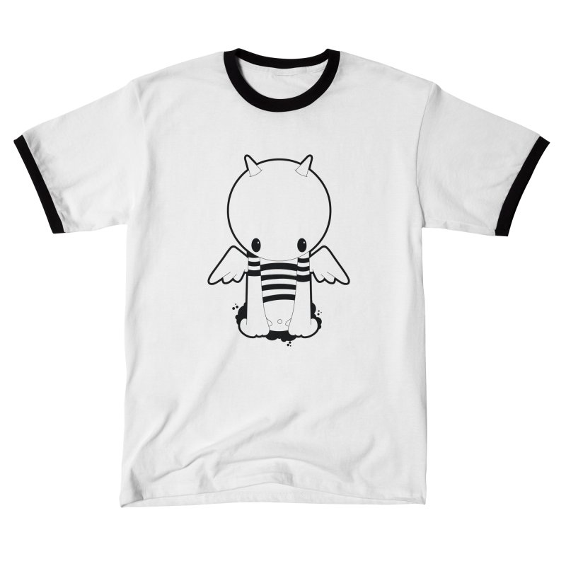 LITTLE DEMON Men's T-Shirt by NOMAKU