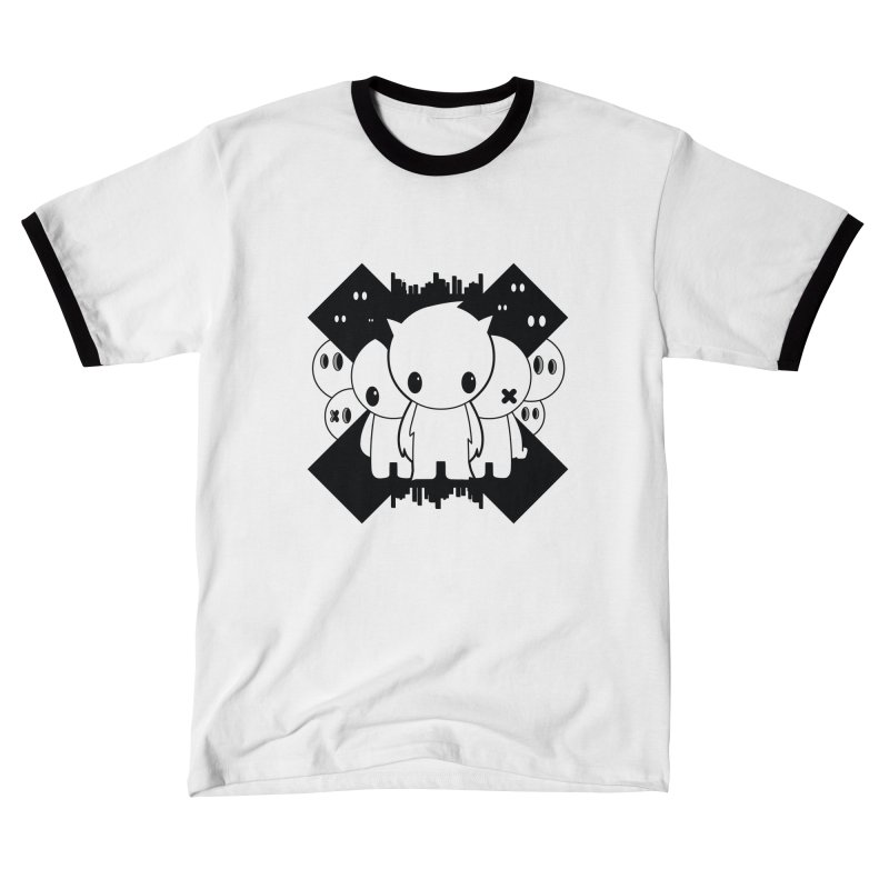 THE FREAKS Men's T-Shirt by NOMAKU