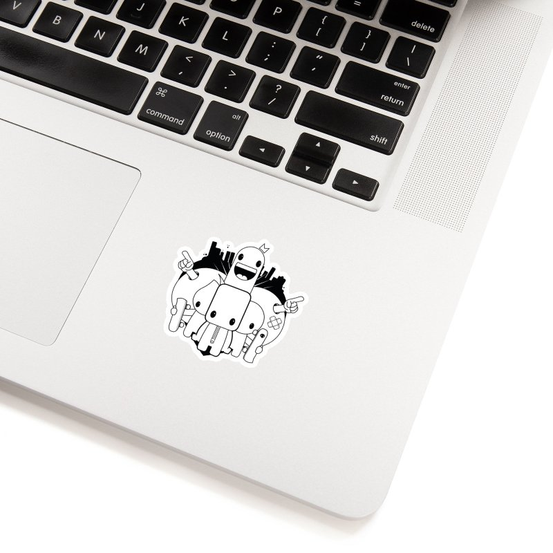 TGIF Accessories Sticker by NOMAKU