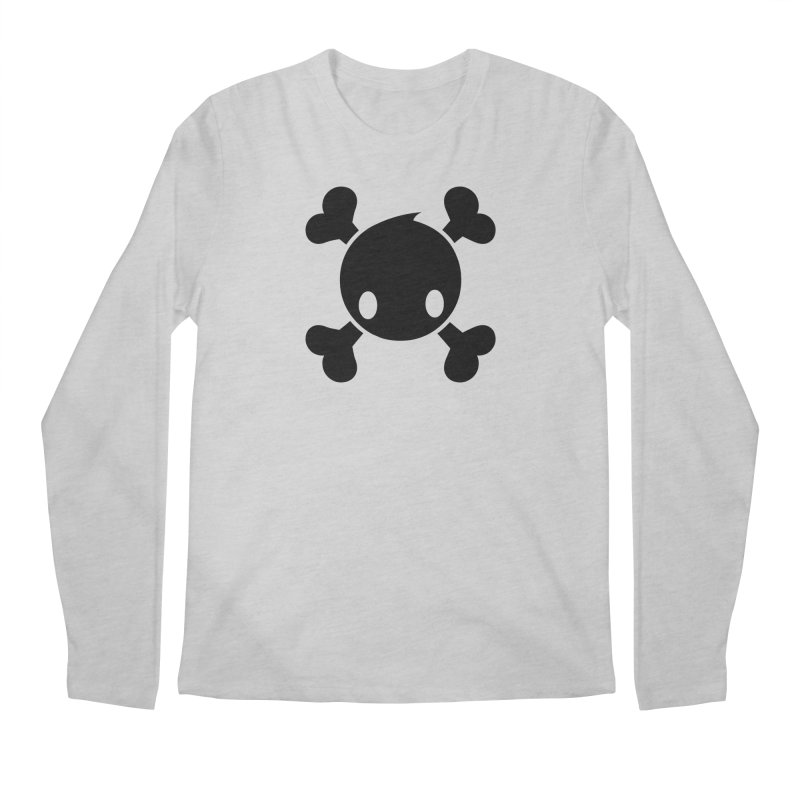 BONES Men's Longsleeve T-Shirt by NOMAKU