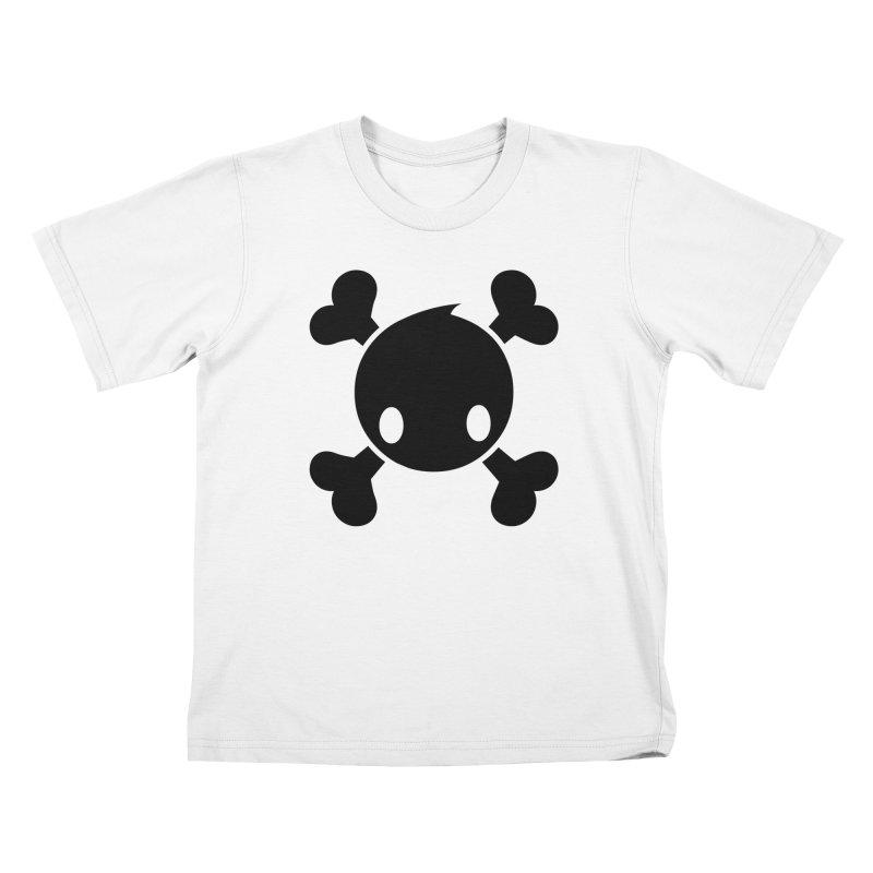 BONES Kids T-Shirt by NOMAKU