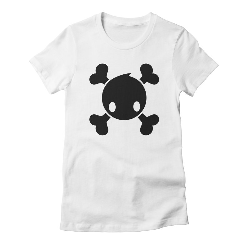 BONES Women's T-Shirt by NOMAKU