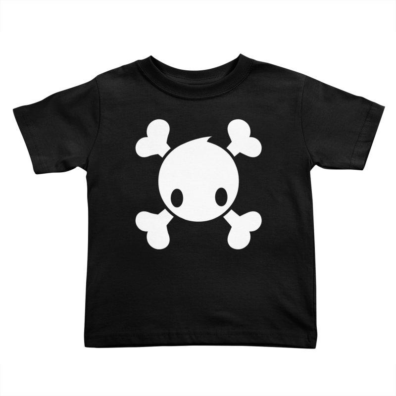 BONES Kids Toddler T-Shirt by NOMAKU