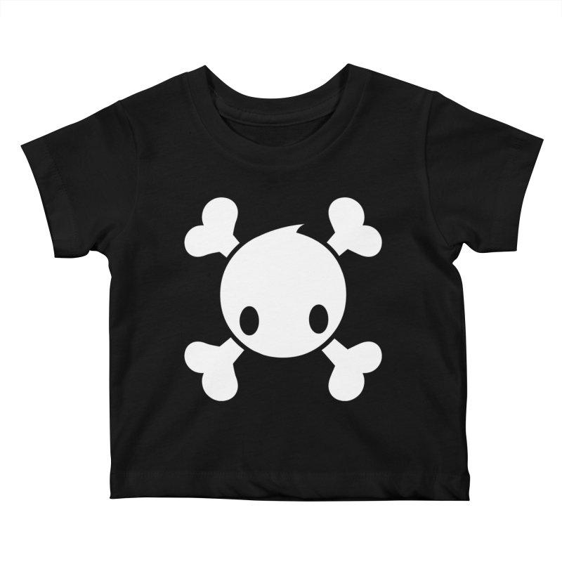 BONES Kids Baby T-Shirt by NOMAKU