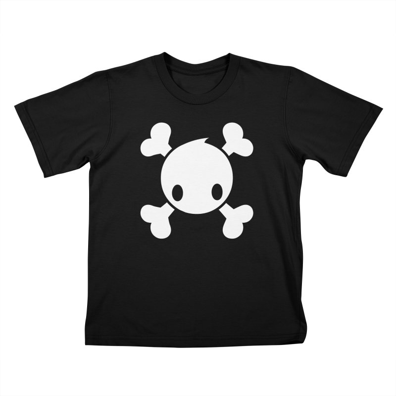 BONES Kids T-Shirt by NOMAKU