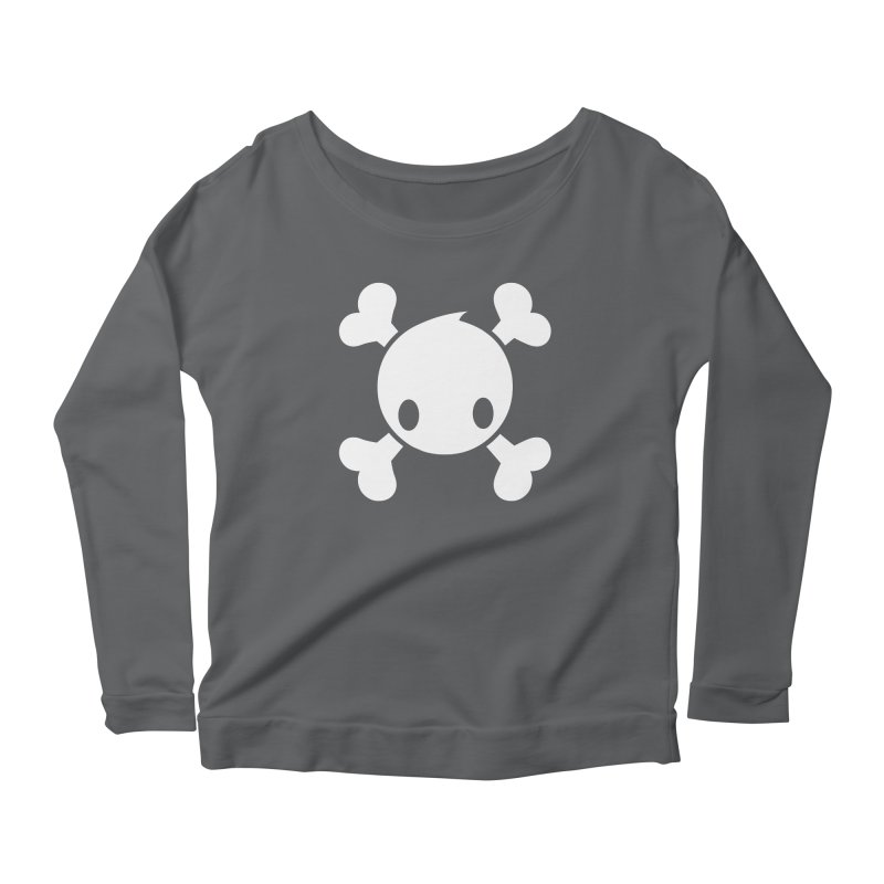 BONES Women's Longsleeve T-Shirt by NOMAKU
