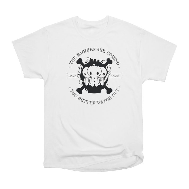 URBAN TALES: THE BADDIES ARE COMING Women's T-Shirt by NOMAKU