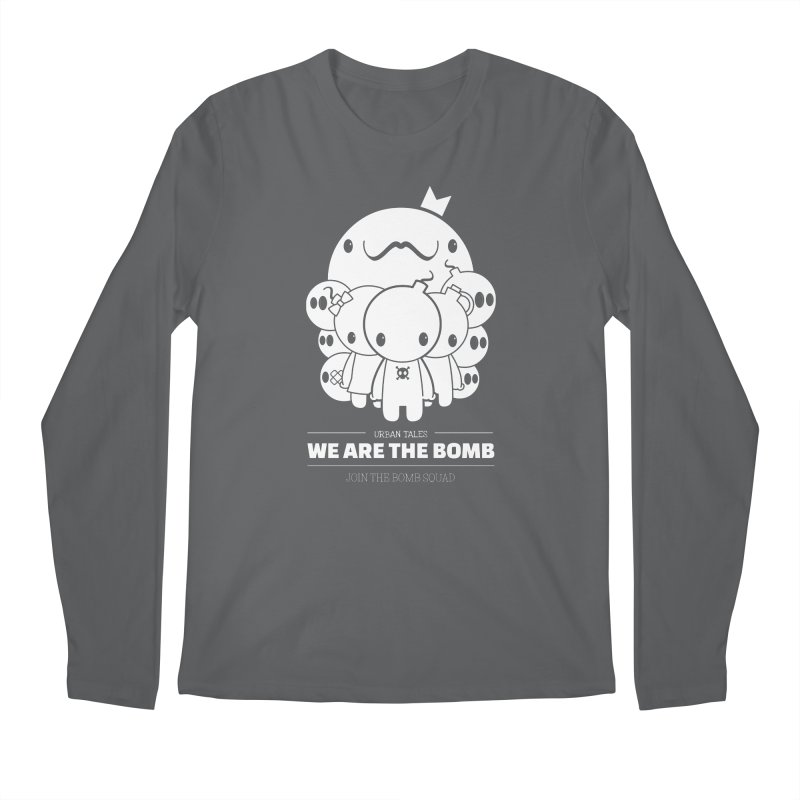 URBAN TALES: WE ARE THE BOMB Men's Longsleeve T-Shirt by NOMAKU