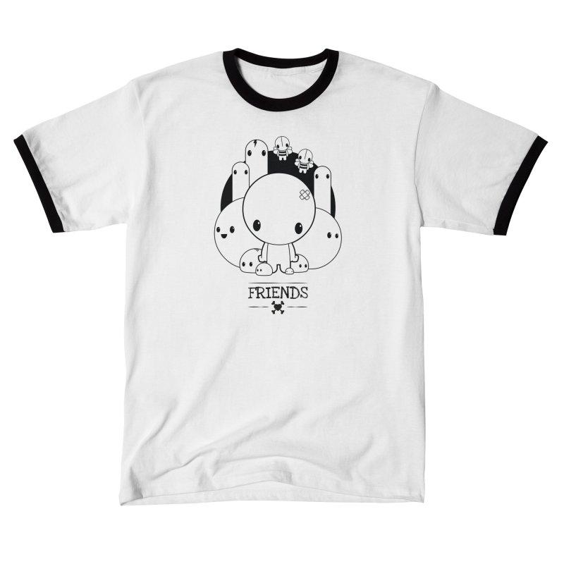 URBAN LOVE: FRIENDS Men's T-Shirt by NOMAKU