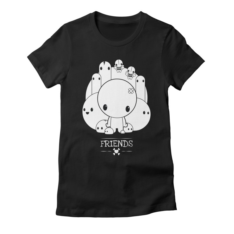 URBAN LOVE: FRIENDS Women's T-Shirt by NOMAKU