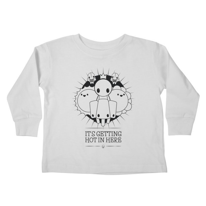 URBAN TALES: IT'S GETTING HOT IN HERE Kids Toddler Longsleeve T-Shirt by NOMAKU
