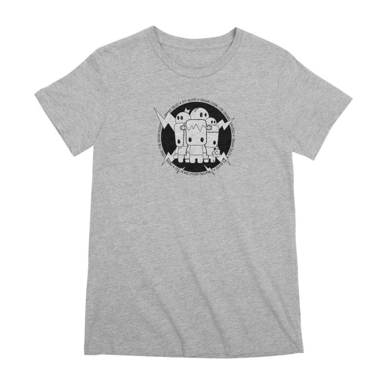 URBAN TALES: IT'S ALIVE! Women's T-Shirt by NOMAKU