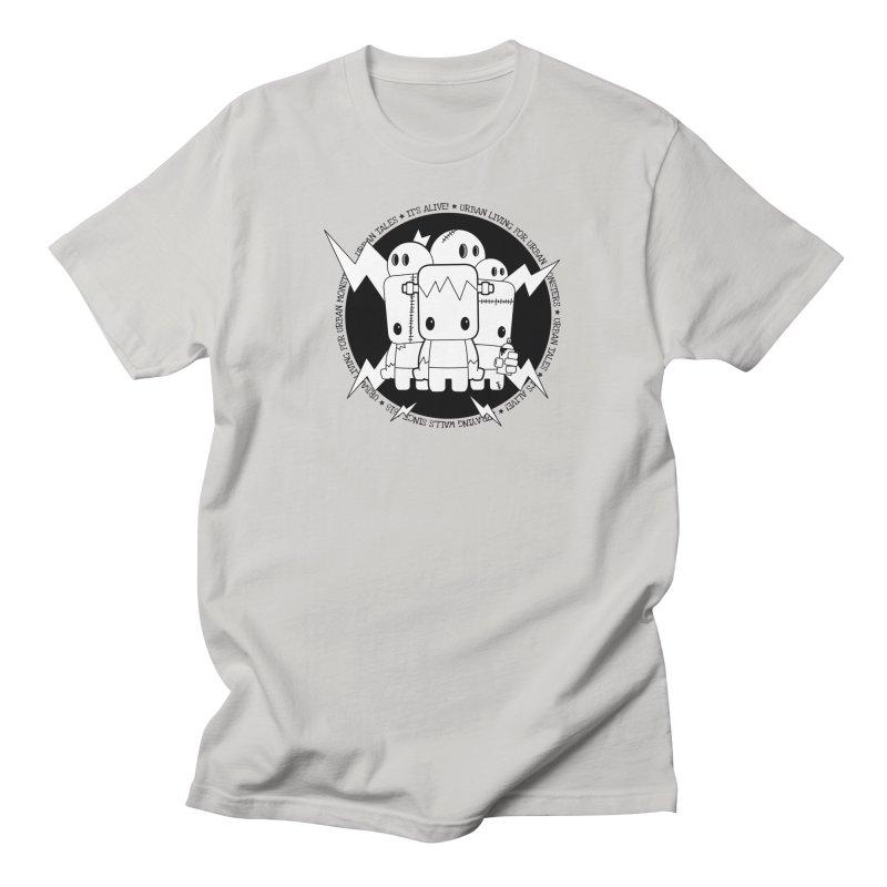 URBAN TALES: IT'S ALIVE! Men's T-Shirt by NOMAKU