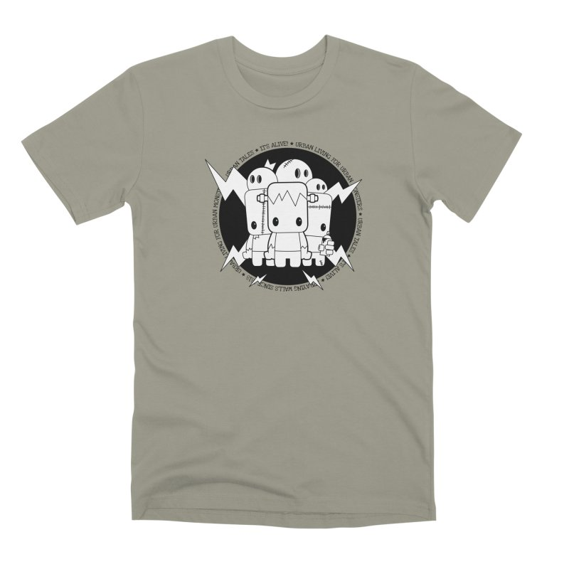 URBAN TALES: IT'S ALIVE! Men's T-Shirt by NOMAKU