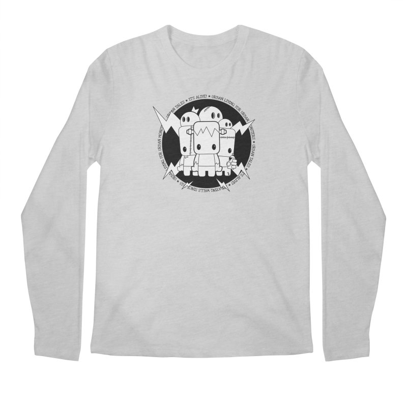 URBAN TALES: IT'S ALIVE! Men's Longsleeve T-Shirt by NOMAKU