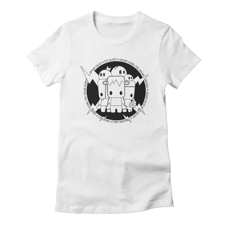 URBAN TALES: IT'S ALIVE! Women's T-Shirt by NOMAKU