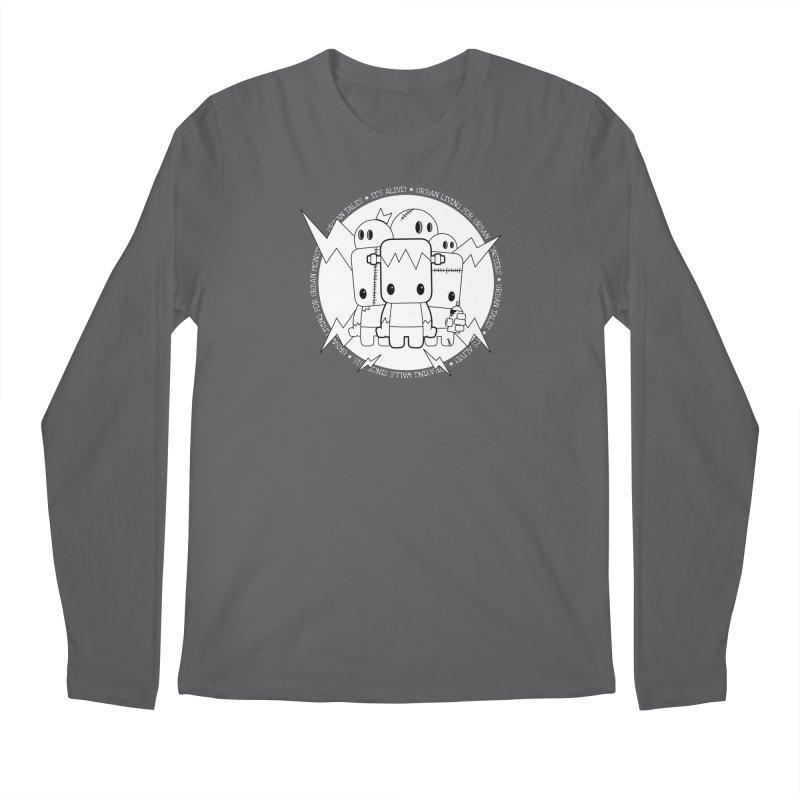 URBAN TALES: IT'S ALIVE! Men's Longsleeve T-Shirt by NOMAKU