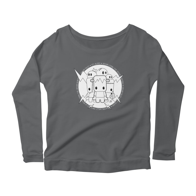URBAN TALES: IT'S ALIVE! Women's Longsleeve T-Shirt by NOMAKU
