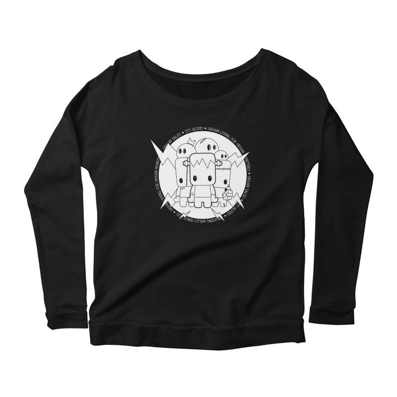 URBAN TALES: IT'S ALIVE! Women's Longsleeve T-Shirt by NOMAKU