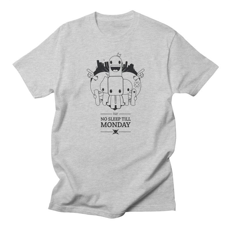 URBAN FUN: TGIF Men's T-Shirt by NOMAKU