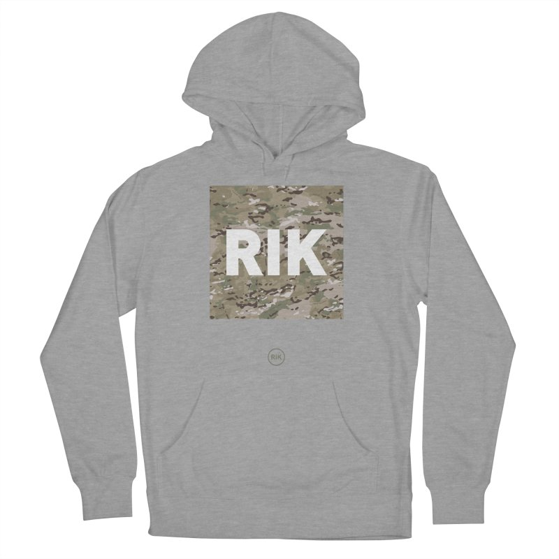 RIK Block (MultiCAM) Men's Pullover Hoody by RIK.Supply