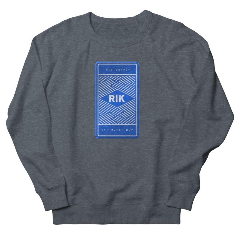 Barz (Royal) Women's Sweatshirt by RIK.Supply