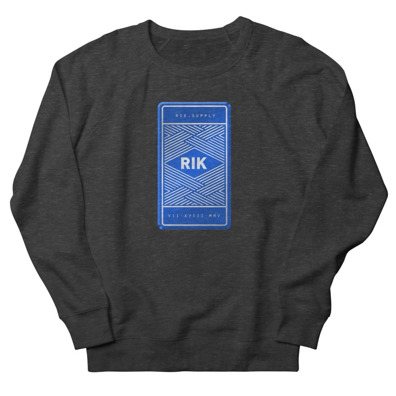 Barz (Royal) Men's Sweatshirt by RIK.Supply