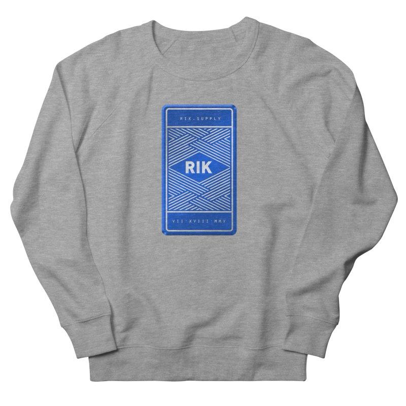 Barz (Royal) Men's Sweatshirt by RIK.Supply