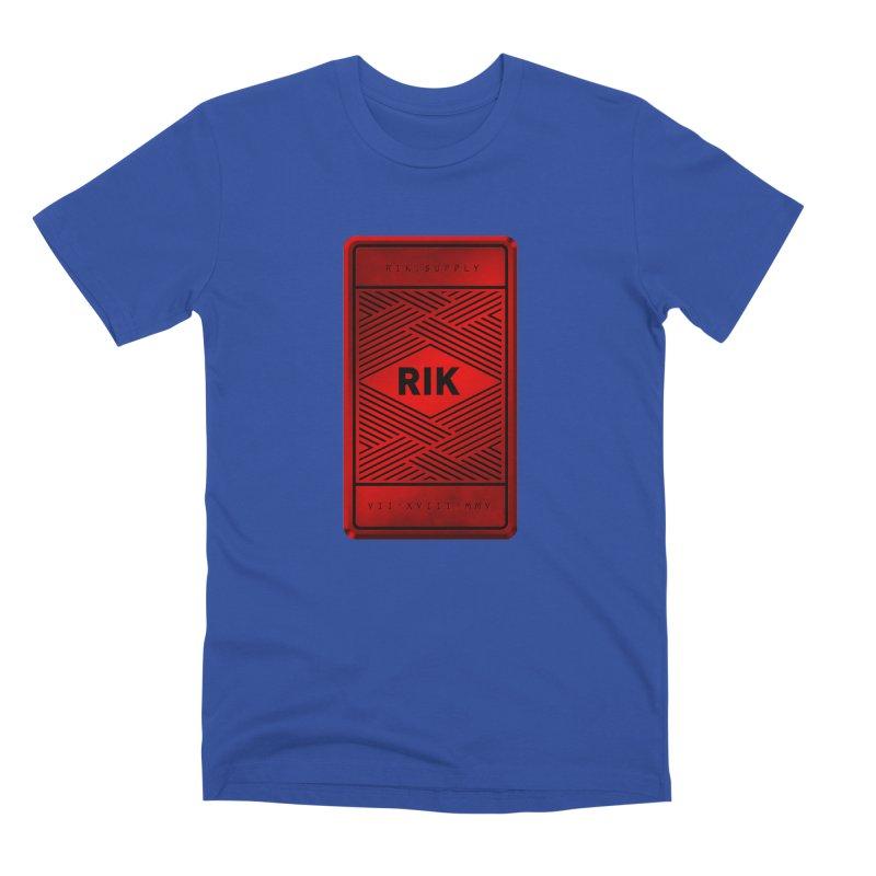 Barz (Rouge) Men's Premium T-Shirt by RIK.Supply
