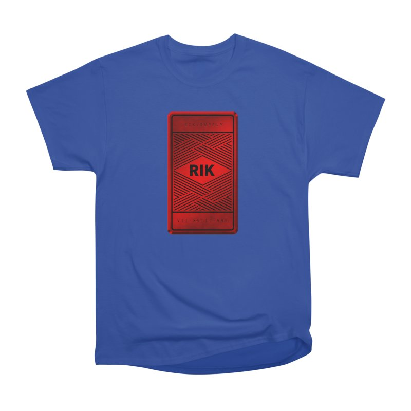 Barz (Rouge) Men's Classic T-Shirt by RIK.Supply