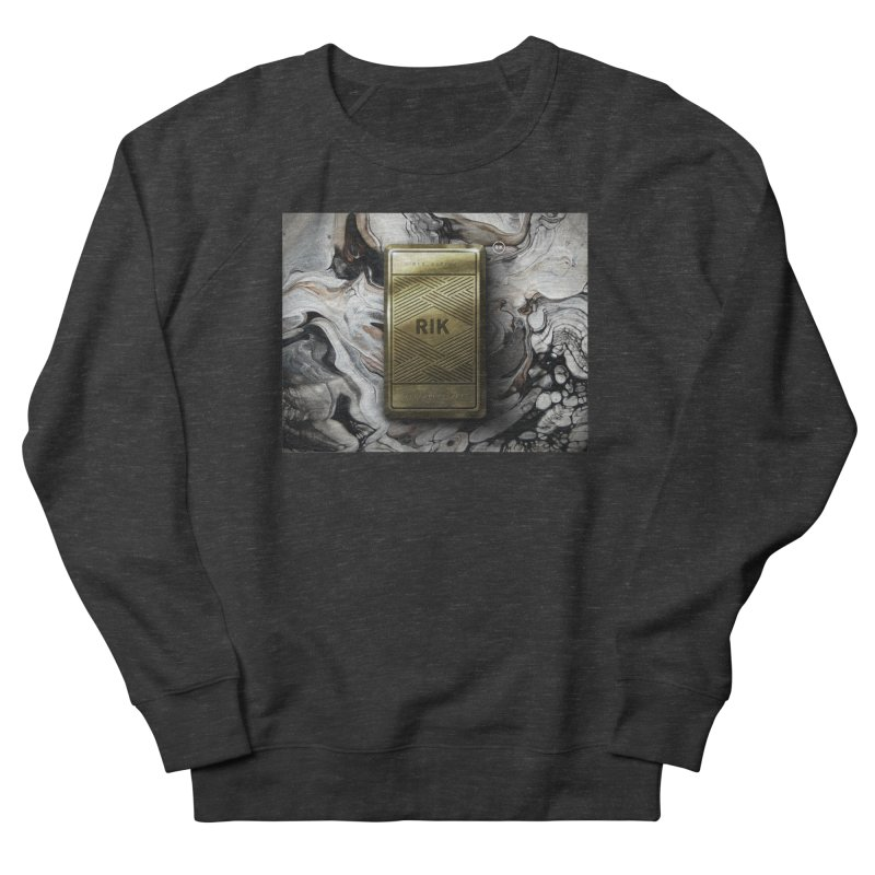 Barz (Gold) Women's Sweatshirt by RIK.Supply