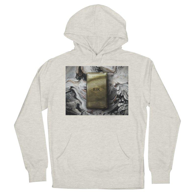 Barz (Gold) Women's Pullover Hoody by RIK.Supply