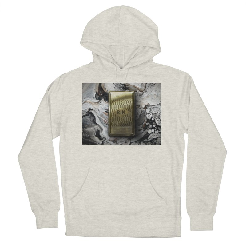 Barz (Gold) Men's Pullover Hoody by RIK.Supply