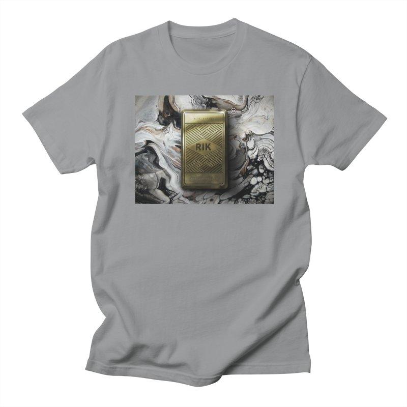 Barz (Gold) Women's Unisex T-Shirt by RIK.Supply