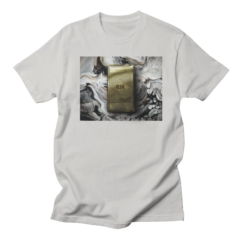 Barz (Gold) Women's Regular Unisex T-Shirt by RIK.Supply