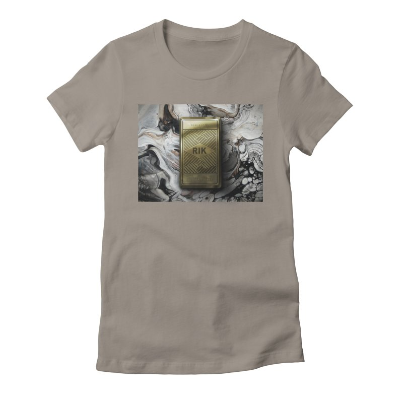 Barz (Gold) Women's T-Shirt by RIK.Supply